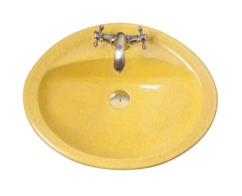 Crystal bathroom design
